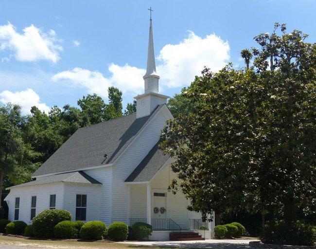 Lower Three Runs Church