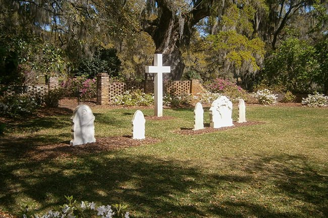 Luce Cemetery, Mepkin Abbey
