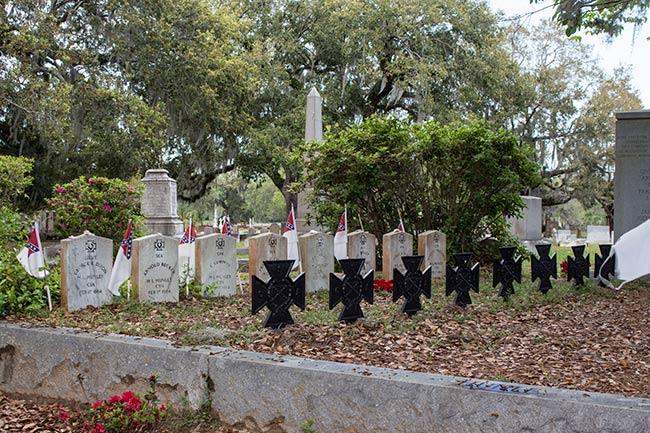Magnolia Cemetery Hunley Crew