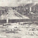 Main Street after Sherman's March (1865)