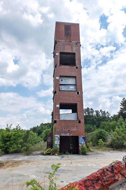 Manetta Mills Tower