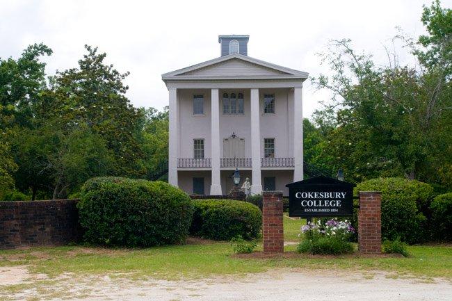 Masonic Female College Cokesbury