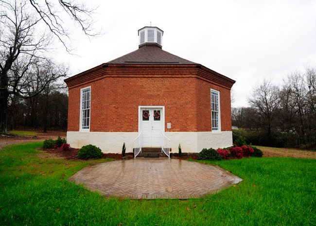McBee Chapel Greenville