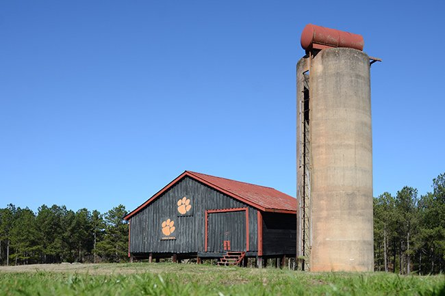 McCormick Farm, Clemson
