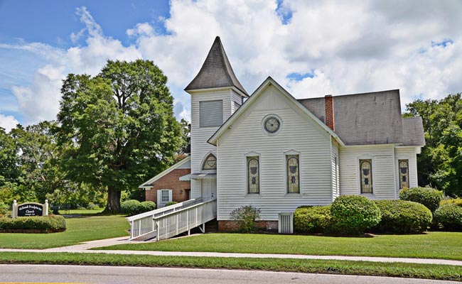 McDowell Presbyterian