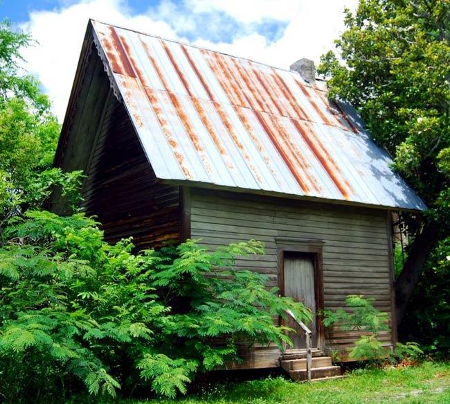 McGowan House Abbeville Cabin