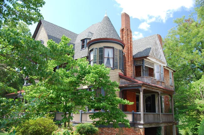 McGowan House Abbeville Side