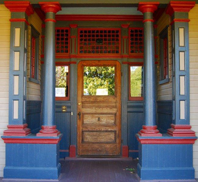 McGowan House Door