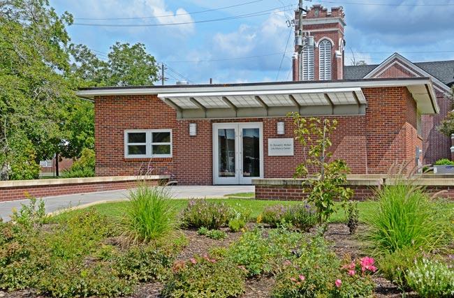 McNair Life History Center