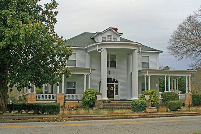 McWhirter House in Union, South Carolina