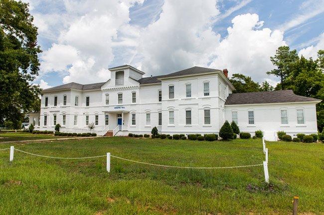 Menafee Hall Voorhees