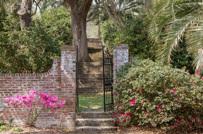 Mepkin Gate