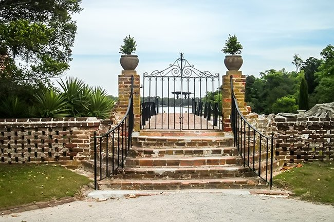 Middleton Place Ruins
