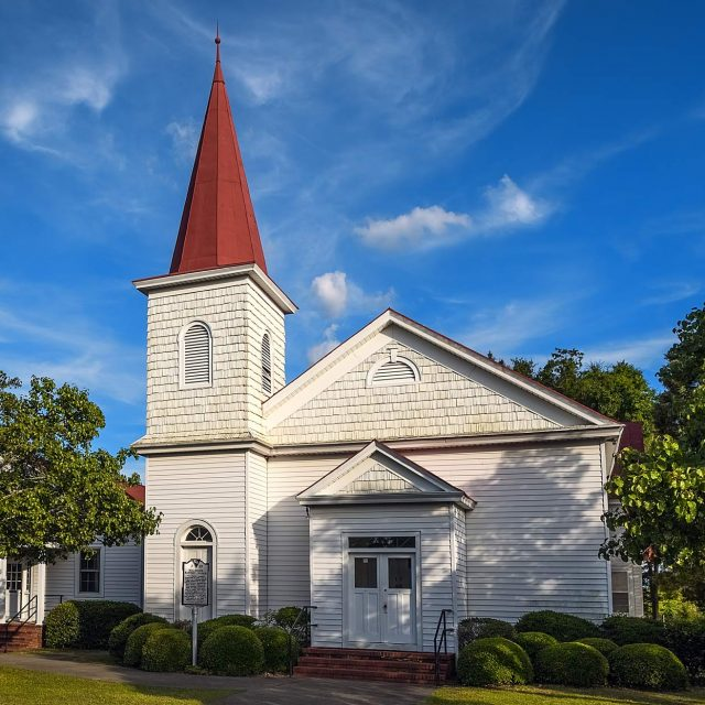 Millbrook Church in Aiken, SC