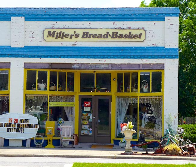 Miller's Bread Basket