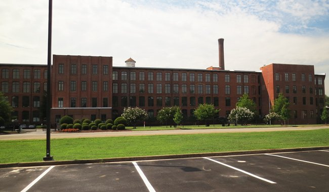 Monaghan Mill Greenville