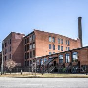 Moahagan Mill, Side View, Greenville