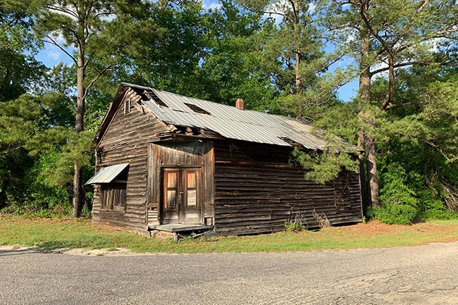 Moseley Store, Salters, SC