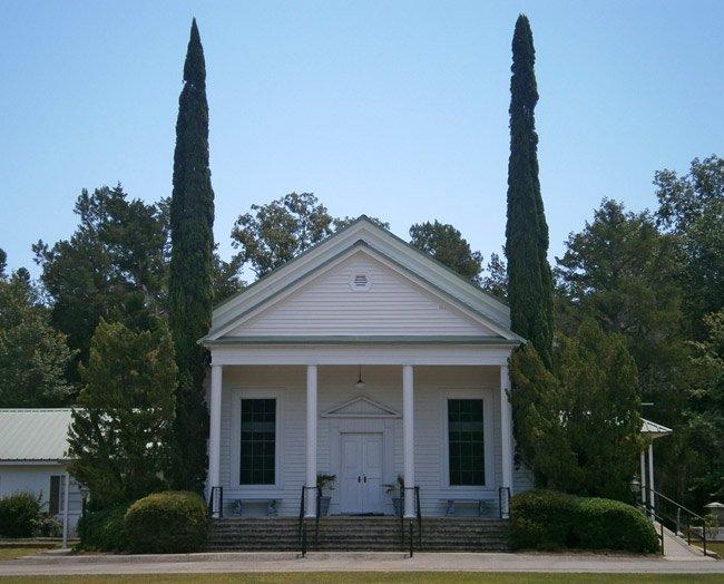 Mount Arnon Baptist Allendale