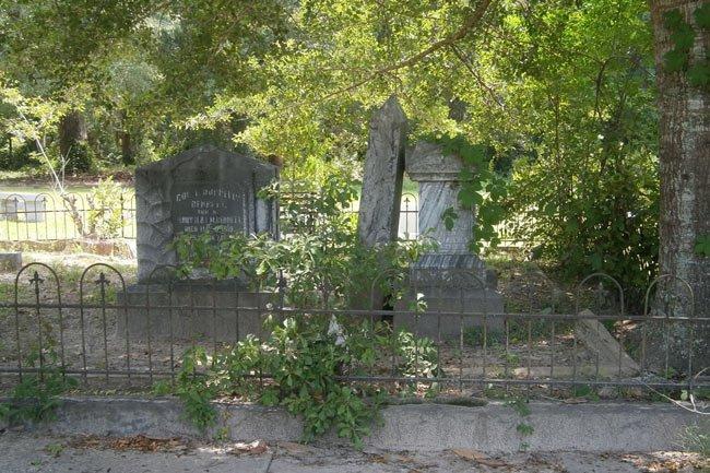 Mount Arnon Graves