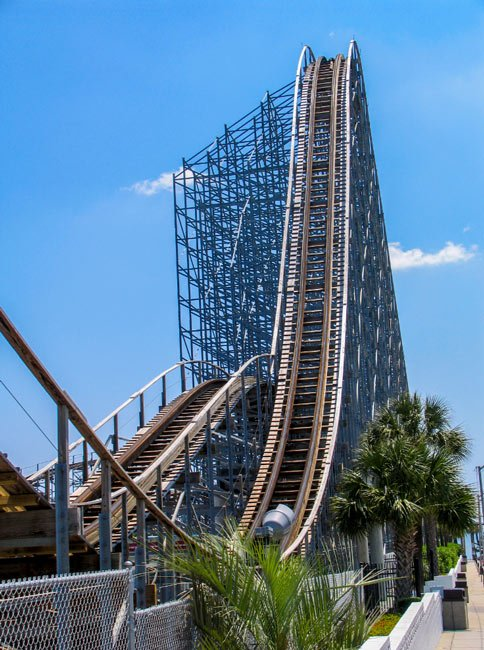 Myrtle Beach Pavilion Coaster
