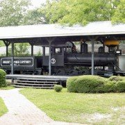 Narrow Gauge Locomotive