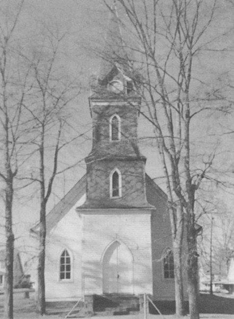 Newry Church
