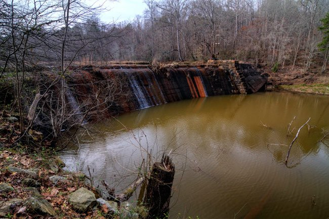 Newry Mill Dam