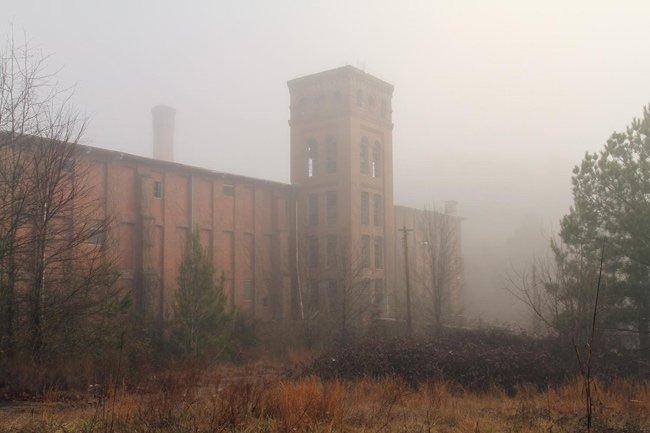 Newry Mill Fog