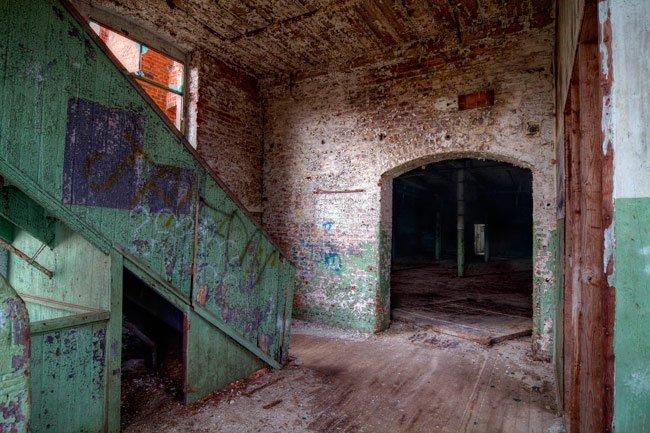 Newry Stairwell