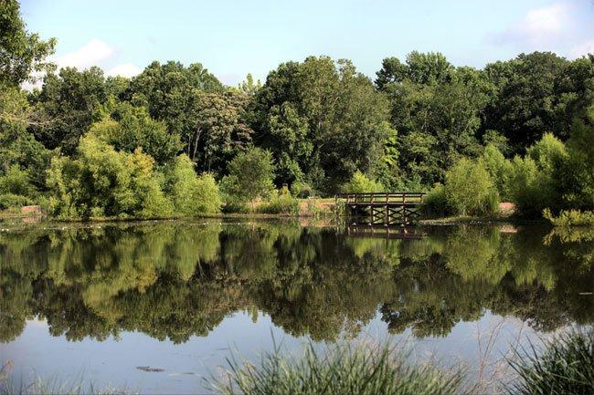 North Augusta's Brick Pond Park