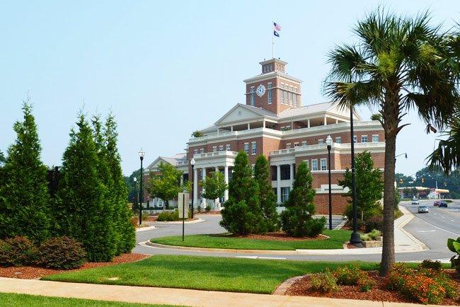 North Augusta Municipal Building
