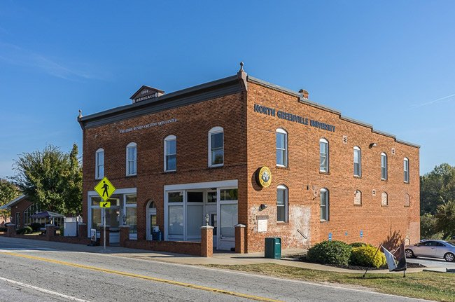 North Greenville University Arts Center