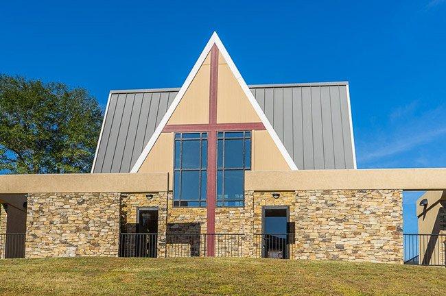 North Greenville University Chapel