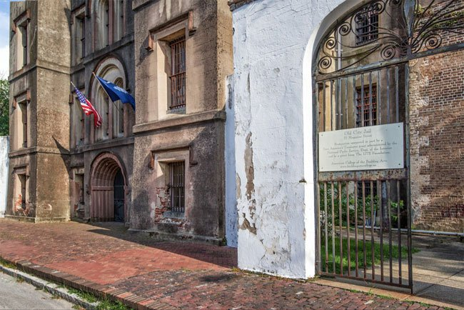 Old Charleston Jail
