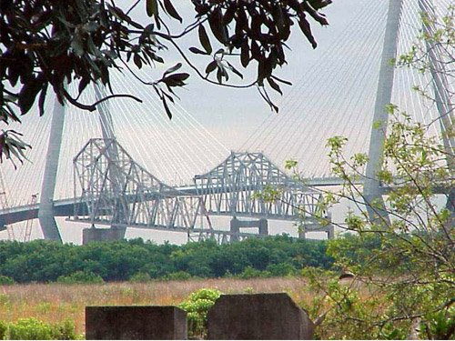 Old Cooper River Bridges