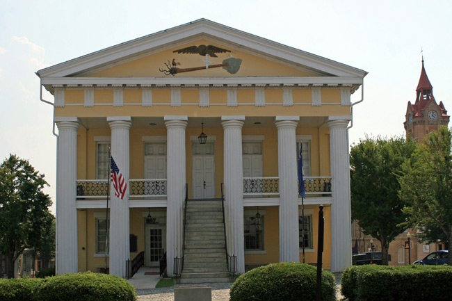 Old Courthouse Newberry