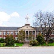 Old Greenwood High School