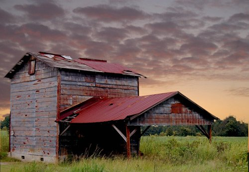 Old Hot Barn