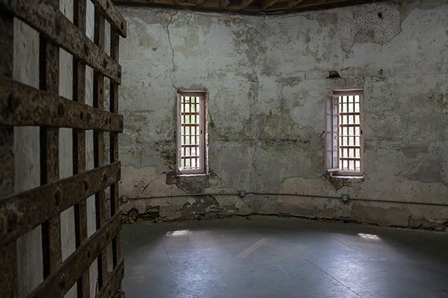Old Charleston Jail, Cell