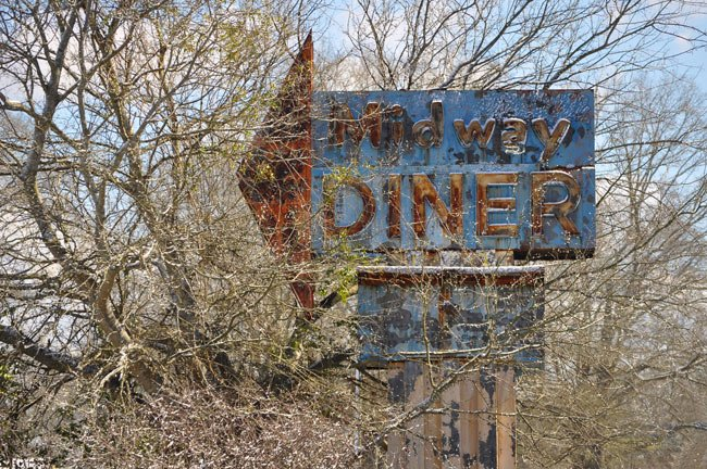 Old Midway Diner in Marion SC