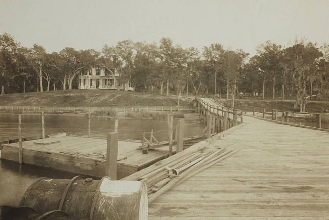 Old Relick at Hobcaw