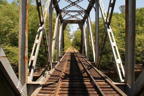 Train Trestle