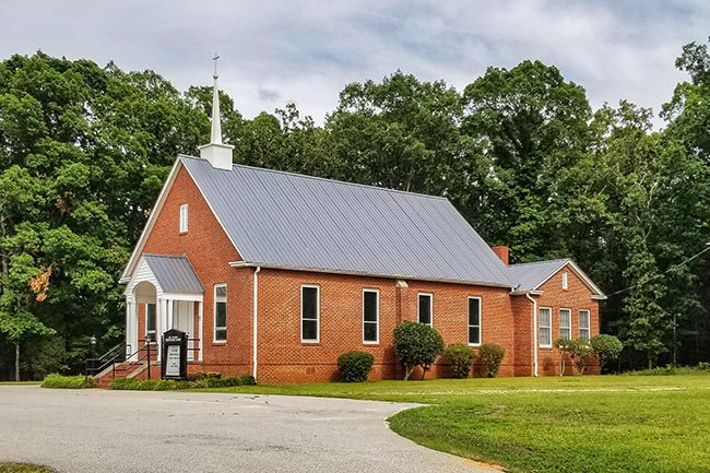 Old Waxhaw Church
