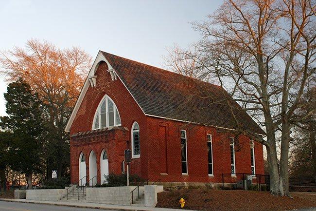 Olde Presbyterian Church, SC, Streetview