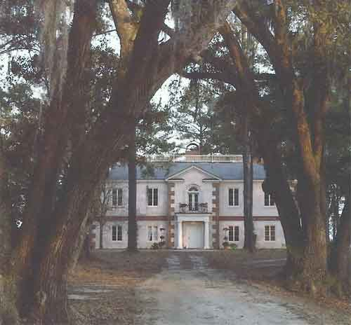 Oldfield Plantation House