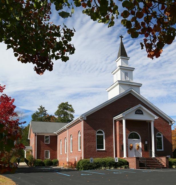 Oolenoy Baptist Church