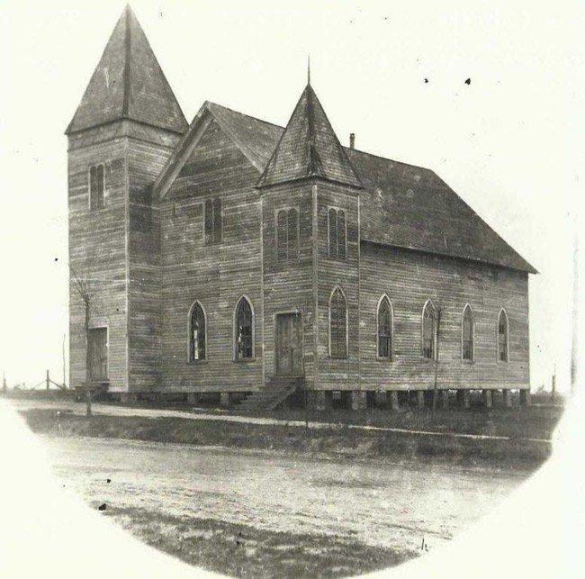 Original Ruby Baptist Church