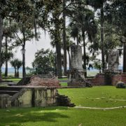 Palmetto Lodge Ruins Bluffton