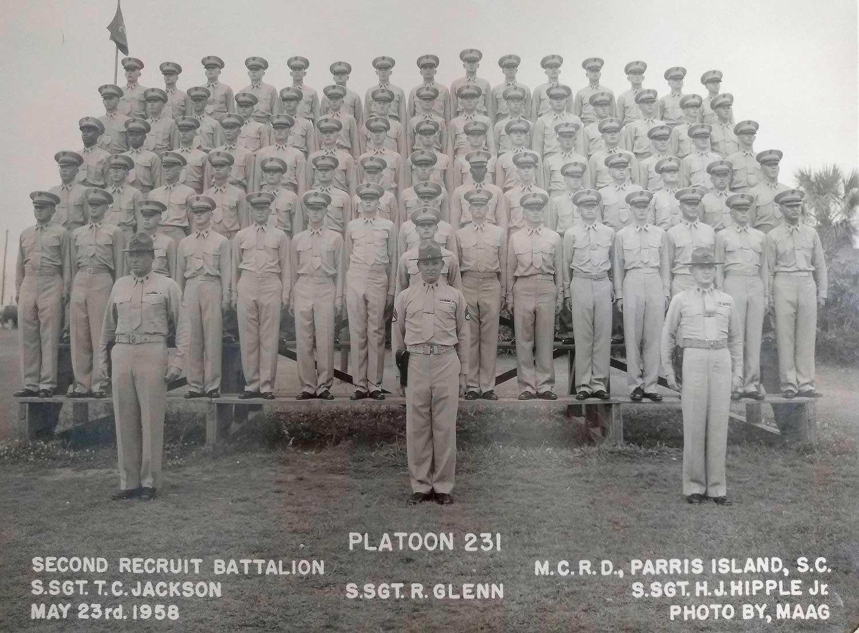Parris Island Platoon 231